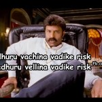 Balakrishna's Legend movie dialogues