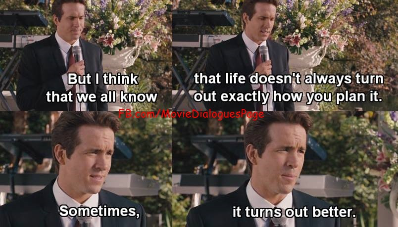 "Some other funny quotes from the movie ""The Change-up"":"